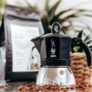Moka Induktion 3 Tassen Espressomobil