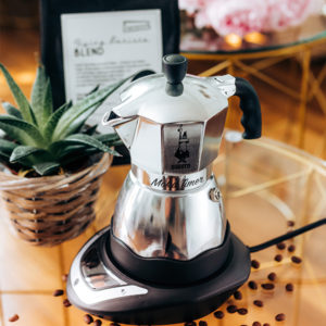 Moka Timer Espressomobil